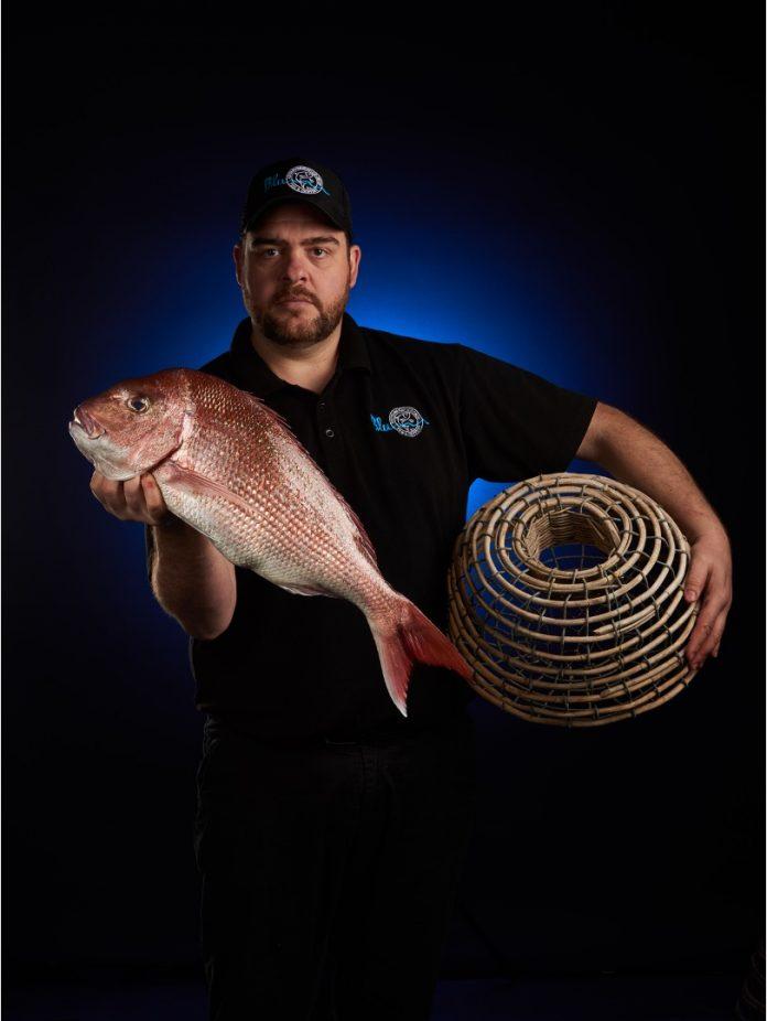 Theo Patsiotis, Blu by Australian Seafood Fish & Chippery