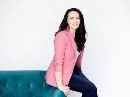 Karolina Carrera, the brains behind coaching business The Hybrid Coach. Image: Supplied.