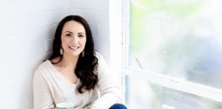 Karolina Carrera, author of Level Up – Harnessing the Immense Power of You.