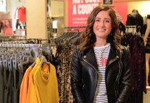 Says Jo Blankfield, Fashion Stylist from Fashion About You and Stylist for Armada Dandenong Plaza