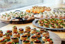 Black Truffle Catering – event and corporate catering with a delicious difference. Image: Supplied.