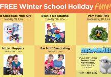 FREE Winter Craft Fun!